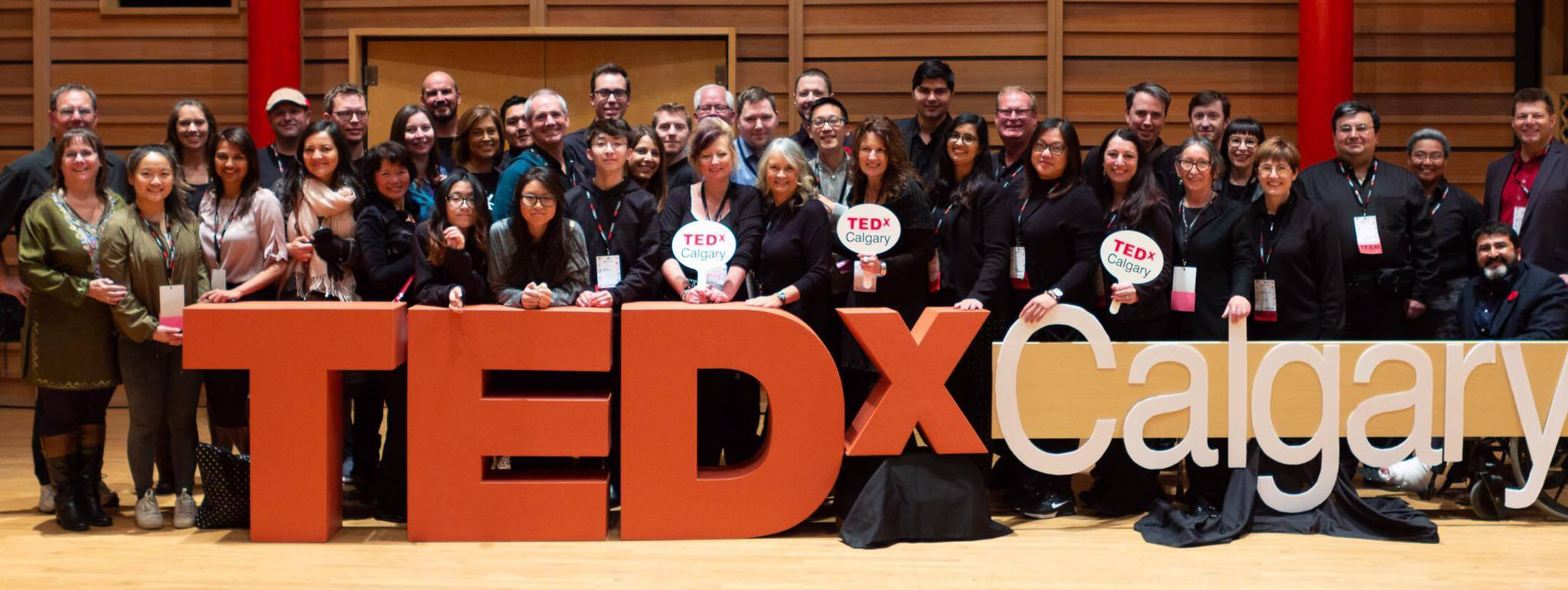 TEDxCalgary Volunteers