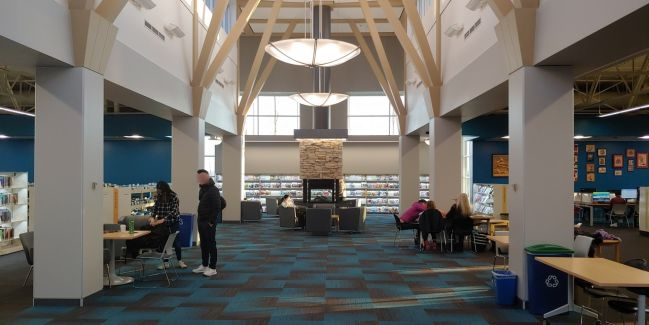 Crowfoot Public Library (NW quadrant)